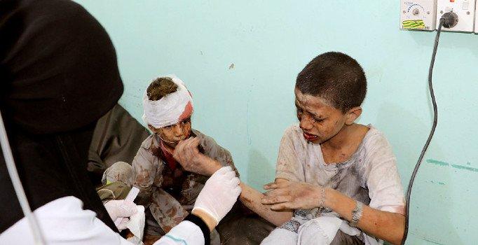 Washington Post: Trump yönetimi, Yemen'deki Suudi katliamlarının suç ortağıdır