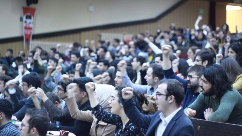 TGB 19 Mayıs programını açıkladı: 100. yılda yüz bin gençle İstanbul'dayız