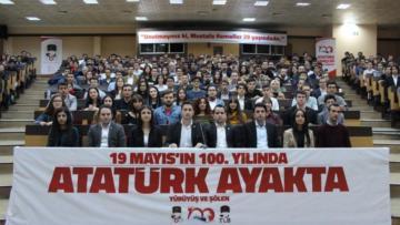 TGB, 19 Mayıs'ın 100. yılında yüz bin gençle İstanbul'da!