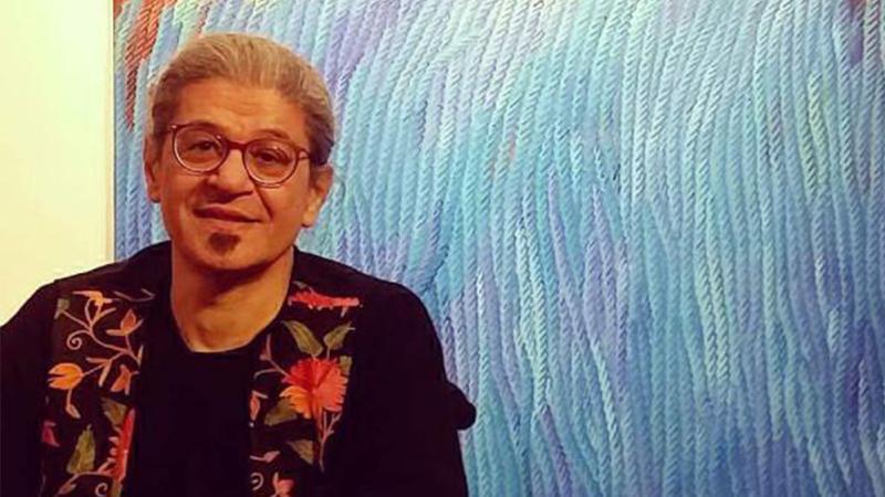 Türk ressamın eserleri ABD'de sergileniyor