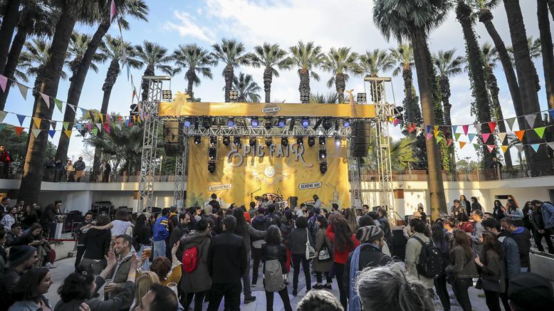 Kendine has festival 'Epic Fair' İzmir'i salladı