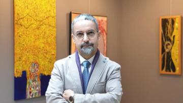 İsmail Keskin resim sergisi 'Geçmişe Dokunuş'