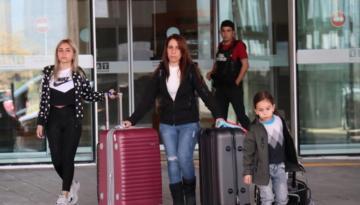 Tel Aviv'den Bodrum'a ilk charter uçuşu