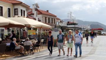 İngiliz turistin gözdesi Türkiye