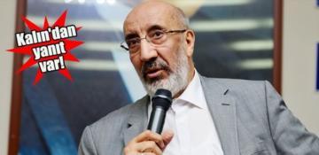 Abdurrahman Dilipak AK Parti'yi uyardı