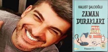 Kalust Şalcıoğlu'nun yeni kitabı ilgi topladı