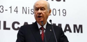 """Devlet Bahçeli: """"Üç Büyükşehirde oyun var!"""""""