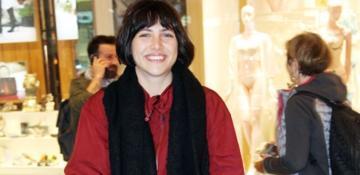 Zehra Çilingiroğlu objektiflere gülümsedi