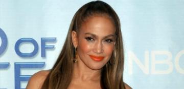 Jennifer Lopez'den sosyal medyayı sallayan fotoğraf!