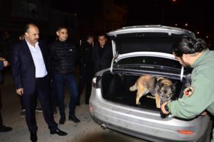 Adana'da Huzur ve Güven operasyonu