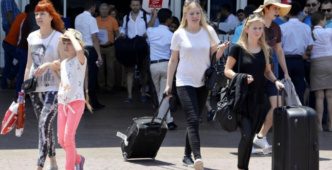 Turizm geliri birinci çeyrekte arttı