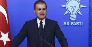 AK Parti Sözcüsü Çelik: Ellerinde belge varsa hemen yargıya başvursunlar