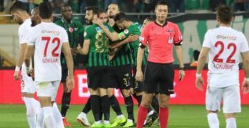 Ümraniyespor'u eleyen Akhisarspor, Türkiye Kupası'nda finale yükseldi