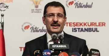 AK Parti Genel Başkan Yardımcısı Yavuz'dan YSK ve İstanbul açıklaması