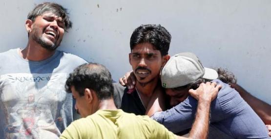 Sri Lanka'da terör dalgası: Ölü sayısı 290'a yükseldi