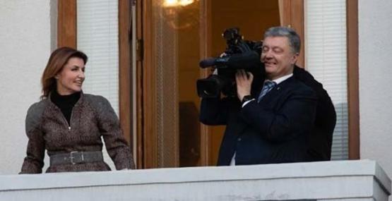Ukrayna'da seçimi kaybeden Poroşenko'dan ilginç veda