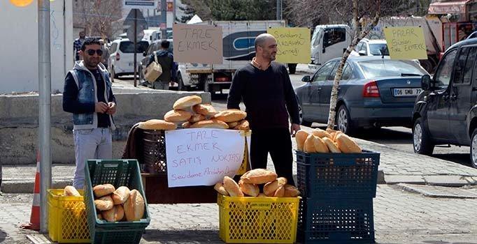 Ardahan'da kapalı fırın tepkisi: Bayat ekmek yemek zorunda kalıyoruz