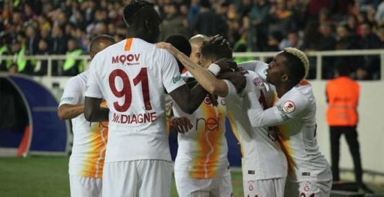 Yeni Malatyaspor – Galatasaray: 2-5 | Maç sonucu
