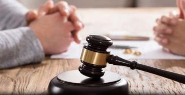 Hacizle tehdit eden avukata 'huzur' davası