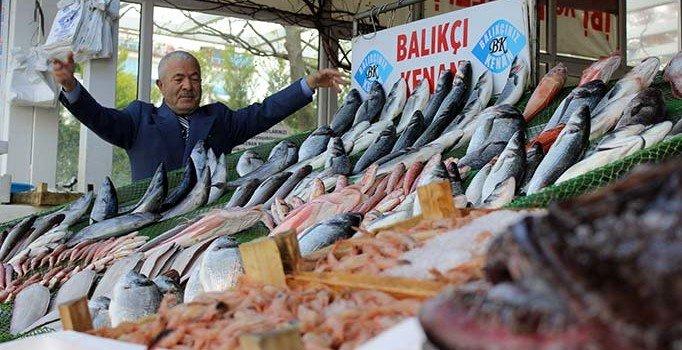 Balık sezonu 15 Nisan itibariyle kapandı