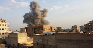 Uluslararası Af Örgütü ABD ve Koalisyon güçlerinin Rakka'da 1600 sivili öldürdüğünü açıkladı