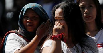 Filipinler'deki depremde ölü sayısı 11'e çıktı