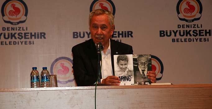 Arınç: AK Parti genelde başarılı, büyükşehirlerde başarısız