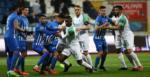 Bursaspor 12 rakibine de puanlar kaybetti