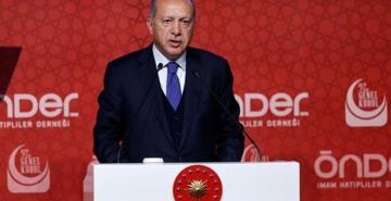 Erdoğan'dan Karamollaoğlu'na: Çamlıca Cami'ni Fatih'e, Kanuni'ye sor