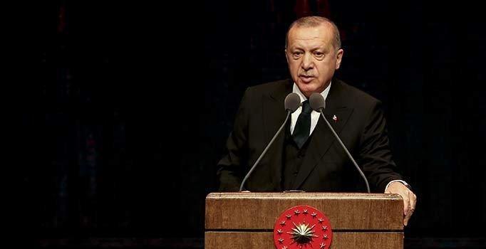 Erdoğan: Müslümanları katleden Fransa, Türkiye'ye ders veremez