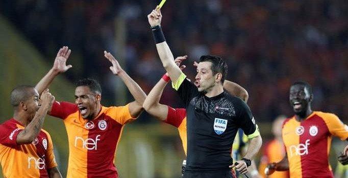Galatasaray'dan VAR talebi