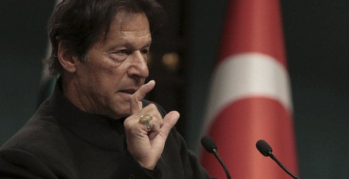 Pakistan Başbakanı Imran Khan Çin'e gidiyor