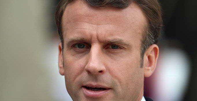 Macron: Sri Lanka'ya gereken her desteği vermeye hazırız
