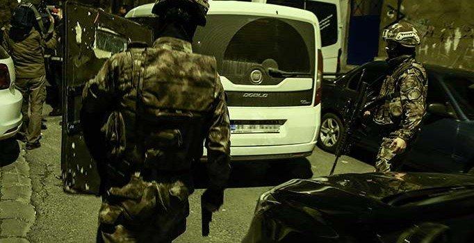 Dev uyuşturucu operasyonu: 152 gözaltı