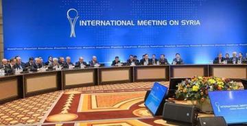Kazakistan'daki Suriye görüşmelerinin 12. turu gerçekleşiyor