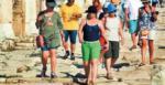 Dokuz günle turizmci bayram yaptı