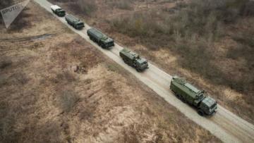 Tor-M2DT uçaksavar sisteminin tatbikat videosu yayınlandı