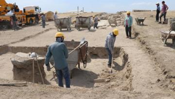 En büyük antik stadyumun yolu açılıyor