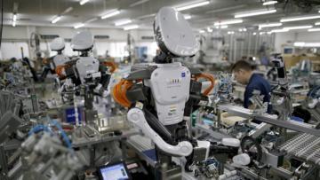 '2030'a kadar 20 milyon işçinin yerine robotlar geçecek'
