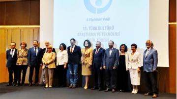 'Türk-Altay Kuramı' ilk ödülünü aldı