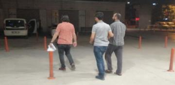 İnegöl'de DAEŞ operasyonu: 10 gözaltı