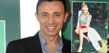 Mustafa Sandal sevgilisinin gönlünü aldı