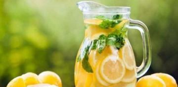 Limonatanın hiç bilmediğiniz faydaları