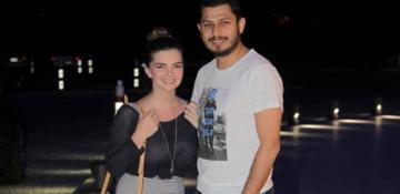 Pelin Karahan'ın eşinin paylaşımı olay yarattı!