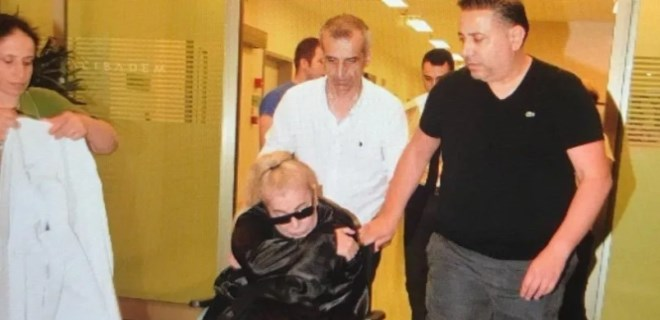 Zerrin Özer hastanelik oldu!