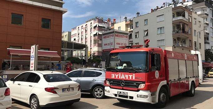 Antalya'da özel bir hastanede patlama: 1 ölü