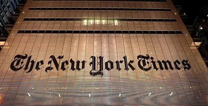 İran'dan New York Times muhabirine yasak