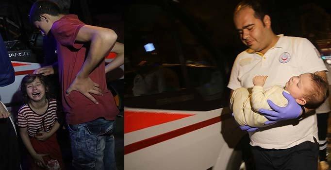 Adana'da can pazarı! Alevlerden kaçan anne ile 6 çocuğu parmaklıklara takıldı