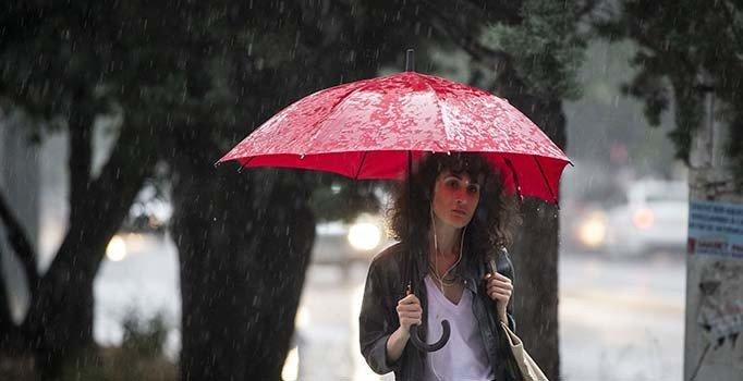 Meteoroloji'den 5 bölgeye uyarı: Sağanak etkisini sürdürecek