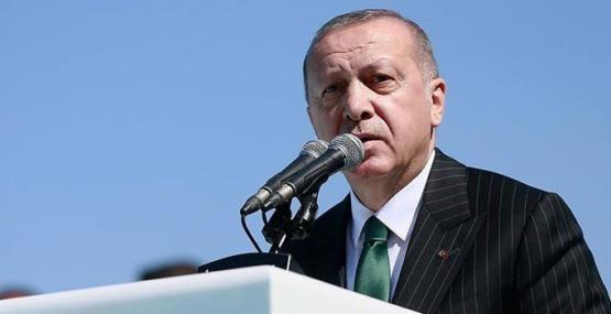 Cumhurbaşkanı Erdoğan Sancaktepe'de konuşuyor